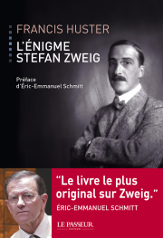 """""""L'énigme Stefan Zweig"""" de Francis Huster"""
