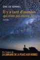 """""""Il y a tant d'aurores qui n'ont pas encore lui"""" de Eric de Kermel"""